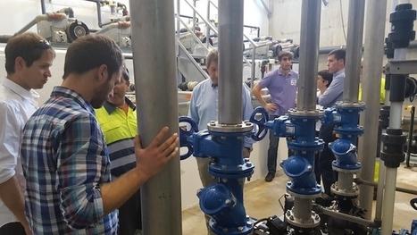 Las soluciones de Hidraqua en Santa Pola despiertan interés en el resto de España  — Alicante Press   Smart Water   Scoop.it