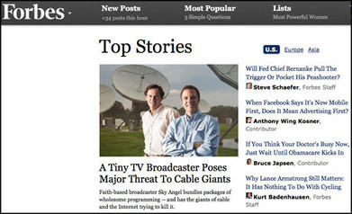 How Forbes.com reinvented its digital publishing platform | Multimedia Journalism | Scoop.it
