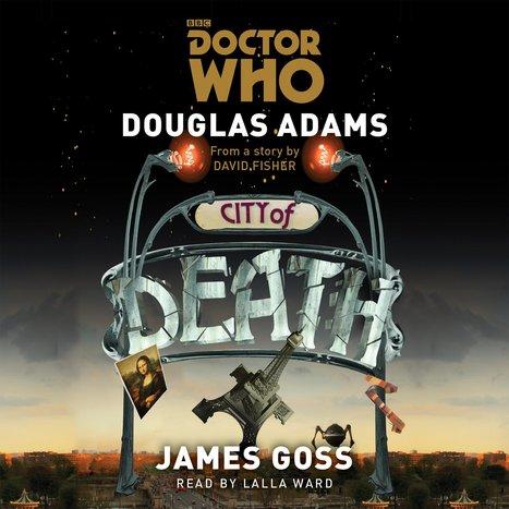 [Notícia] Livro de Doctor Who escrito por Douglas Adams é lançado no Brasil | Leitor Cabuloso | Ficção científica literária | Scoop.it