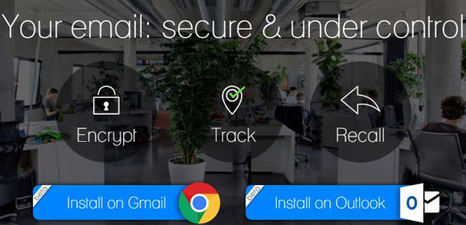 Encrypt GMail, Recall Email with Criptext Extension | INFORMATIQUE 2015 | Scoop.it