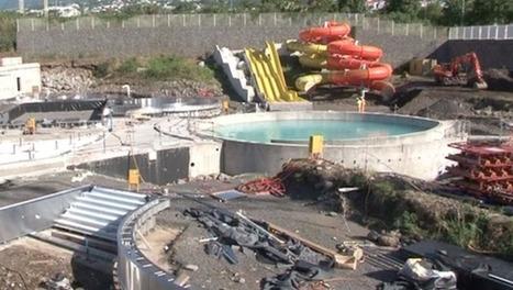 Le parc aquatique de Champ-Fleuri prend vie | Aquatique, aqualudique, thermoludique... | Scoop.it