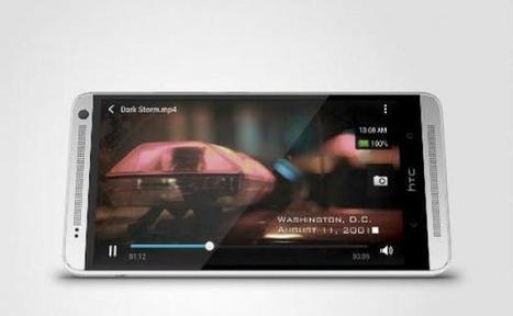 Phablettes: HTC en fait un Max - 20minutes.fr | HTC One Max | Scoop.it