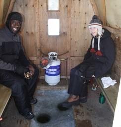 Nova Scotia, Ontario and Alberta celebrate family ice fishing ... | Nova Scotia Fishing | Scoop.it