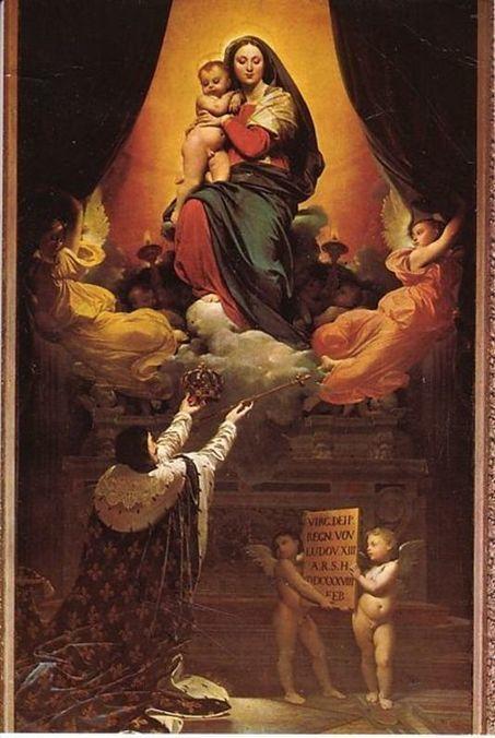 Un tableau attribué à Ingres retrouvé dans le Jura | Merveilles - Marvels | Scoop.it