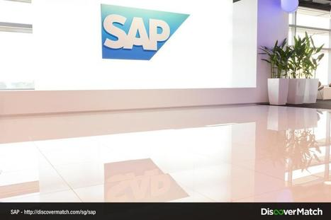Covering SAP | Discover Match | Startups Scoop | Scoop.it