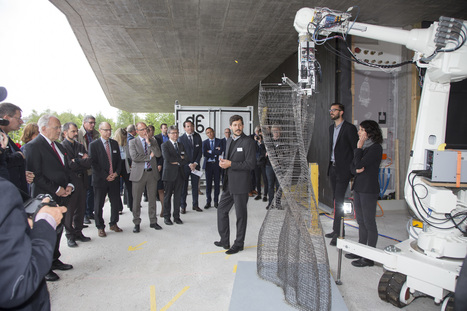 Official Opening of NEST at Empa: NCCR Displays Research On Site | dfab | Robotics | Scoop.it