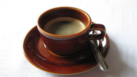 The cursed coffee experiment! | Strange days indeed... | Scoop.it