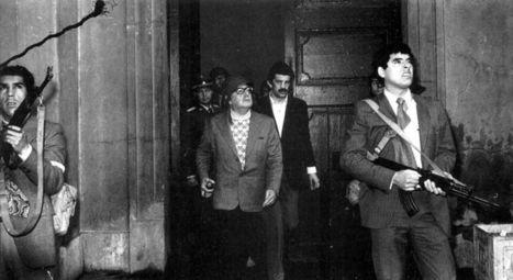 Fotogalería: 40 años del golpe de Estado en Chile | Lo que está en mi mente | Scoop.it