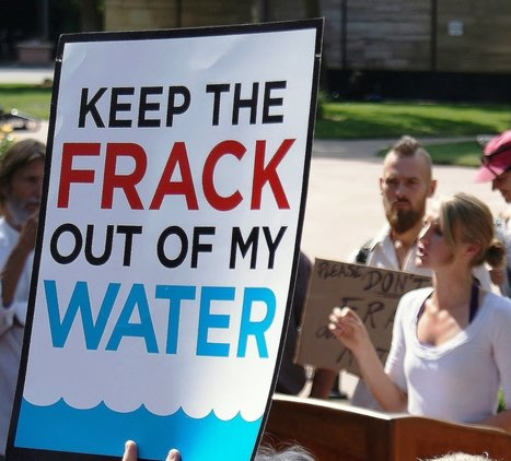 Drillers Fracking at Much Shallower Depths Than Widely Believed   FrackInformant   Scoop.it
