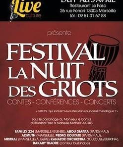 Festival la Nuit des Griots   Communiquaction   Communiquaction News   Scoop.it