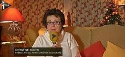 Buzz: Christine Boutin et sa vision 'decalée' du mariage gay ! | cotentin webradio Buzz,peoples,news ! | Scoop.it