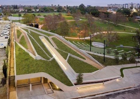 Los Angeles Museum of the Holocaust by Belzberg Architects | sustainable architecture | Scoop.it