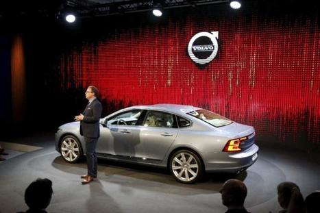 VW's Audi picks top Volvo manager as new R&D chief   The Automotive View   Scoop.it