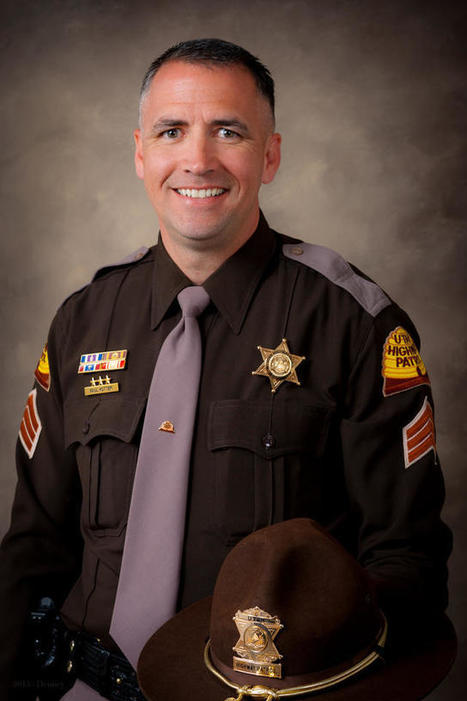 Utah Highway Patrol trooper shot multiple times survives thanks to bulletproof vest | Criminal Justice in America | Scoop.it