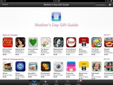 Need an App for Mom? Check out the App Store's Mother's Day Gift Guide | REMEDIO | Scoop.it