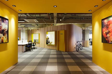 Walmart Office – Sao Paulo | Architecture MIPIM | Scoop.it
