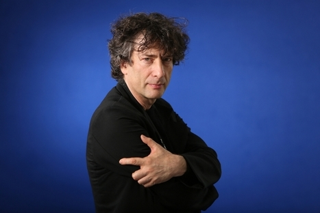Neil Gaiman: The man who brought cult fiction to the mainstream - Metro | Great Books for Kids | Scoop.it