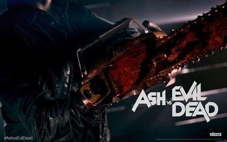 Ash vs. Evil Dead: El verdadero regreso de Evil Dead - Neoteo | Curiosidades y Ocio | Scoop.it