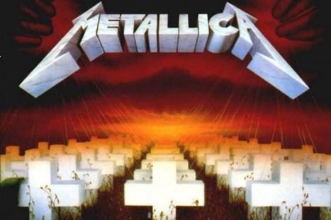 28 Years Ago: Metallica Releases 'Master of Puppets' | Música que no pasa de moda | Scoop.it
