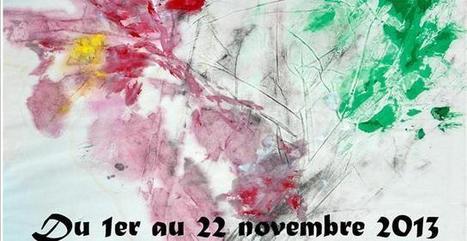 Exposition Xiu Chen - maville.com | Apprendre la calligraphie | Scoop.it