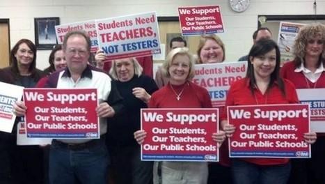 TN educators, parents mark huge wins against vouchers, Parent Trigger, for-profit charters | Education Votes | NEA.org | immersive media | Scoop.it