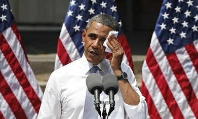 Obama: the 'yes we can' president with the 'at least I tried' legacy | SWCHS A2 Government and Politics | Scoop.it
