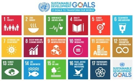Sustainable Development Goals Set Roadmap for Business | Sustainable Futures | Scoop.it