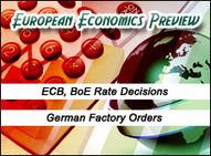 European Economics Preview: ECB, BoE Rate Decisions In Focus | Australian-Oceania and Europe | Scoop.it