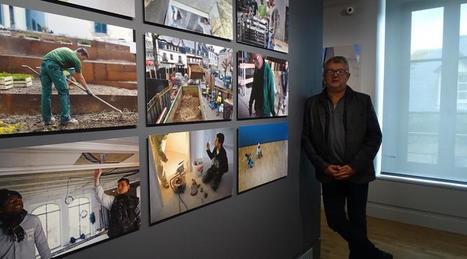 Musée de Pont-Aven. Le chantier dans le viseur de Dominique Leroux   Concarneau Cornouaille Agglomération   Actualités   Scoop.it