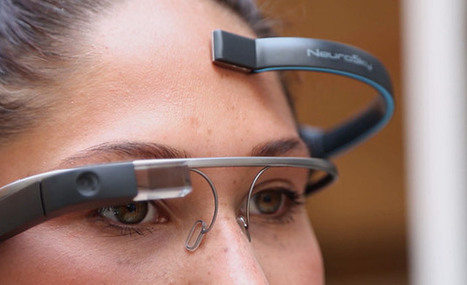 Control Google Glass with your mind... and a second headset | 21st Century STEM Resources | Scoop.it