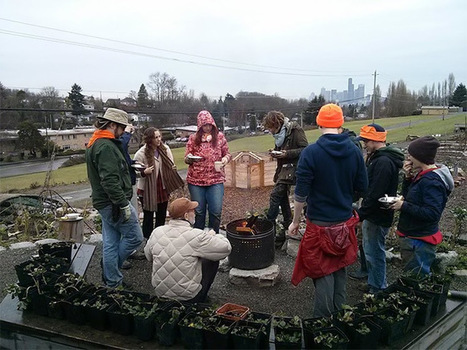 """These urban farmers want to feed the whole neighborhood -- for free (""""abundance breeds generosity"""") 