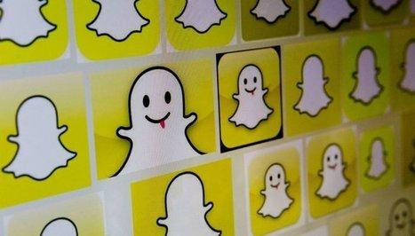 'Jongeren kiezen voor Snapchat, halen neus op voor Twitter' | ICT en mediawijsheid | Scoop.it