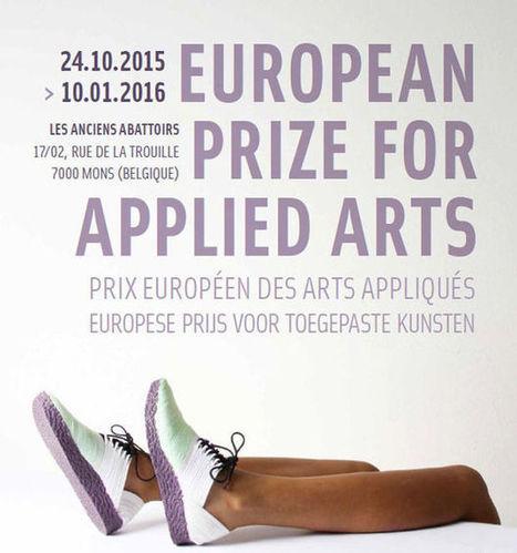 Exposition: Prix européen des arts appliqués | Mons 2015 | Scoop.it