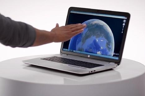 HP lanza ordenadores basados en sensores Leap Motion que captan los movimientos en el aire   noticias de tecnologia   Scoop.it