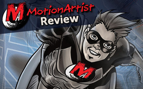 Motion Artist: Interactive Animation Software Review - Toon Zone | Machinimania | Scoop.it