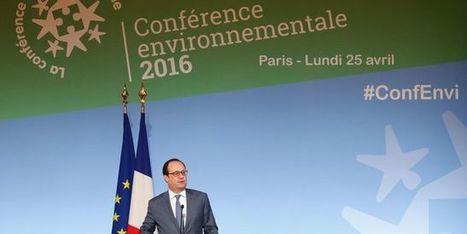 Obligations vertes, prix du carbone, nucléaire: les annonces de Hollande à l'ouverture de la conférence environnementale | Responsabilité Sociale des Entreprises | Scoop.it
