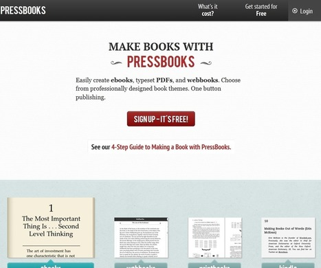 Convert WordPress Sites to Ebooks: 5 Tools | WordPress Jedi | Aprendiendo a Distancia | Scoop.it