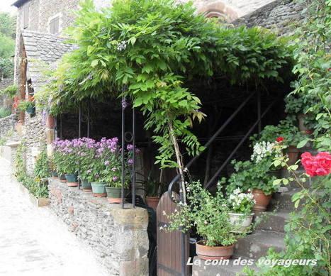 En France aussi : Conques, un des plus beaux villages de France | En France aussi | Scoop.it