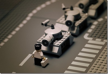 Le fotografie piu' famose al mondo? Le rifaccio con i LEGO | Fotografia e reportage | Scoop.it