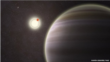Planet with four suns discovered, by volunteers | Amazing Science | Scoop.it