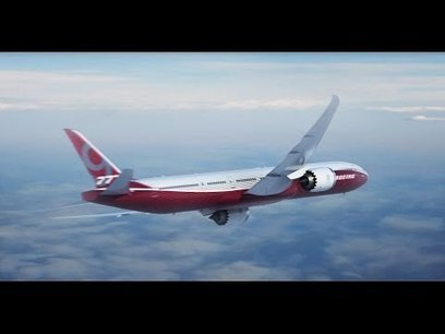 Introducing the new Boeing 777X - YouTube | LibertyE Global Renaissance | Scoop.it