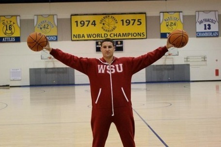 """Klay Thompson Wearing Something Called a """"Swagga Suit"""" is Your Horrible Fashion Trend of 2013 - Front Page Buzz 