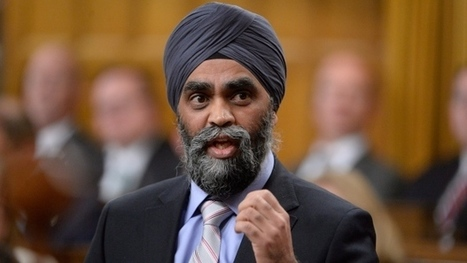 Conservatives blast Sajjan for linking Syrian conflict to climate change | Politics in Canada | Scoop.it