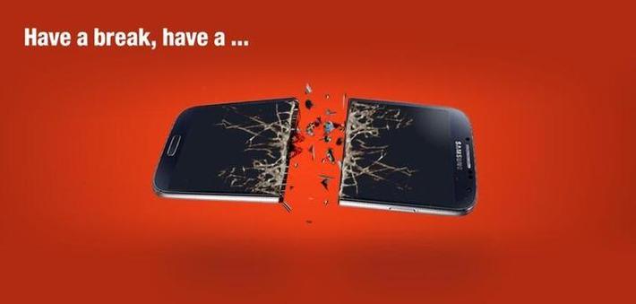 Il y en a qui n'aiment pas le chocolat (ou la réaction de Nokia à KitKat Android)   SEO et Social Media Marketing   Scoop.it