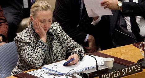 ''Message is Loud & Clear' - State Dept. official: Hillary Clinton's email 'practices' [OBVIOUSLY BYPASSING Monitoring] 'NOT ACCEPTABLE'' | News You Can Use - NO PINKSLIME | Scoop.it