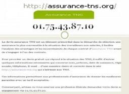 Opter une Assurance TNS pas cher sur EP ASSURANCES | assurance-tns.org | Scoop.it