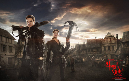 Hansel And Gretel: Witch Hunters 3D Blazing Minds Film Review | Vue Rhyl Film Reviewer Film Reviews | Scoop.it