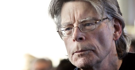 Stephen King Joins Twitter, Gets Writer's Block | Writing about Life in the digital age | Scoop.it