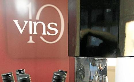 La « Nespresso® du vin | Le Vin et + encore | Scoop.it
