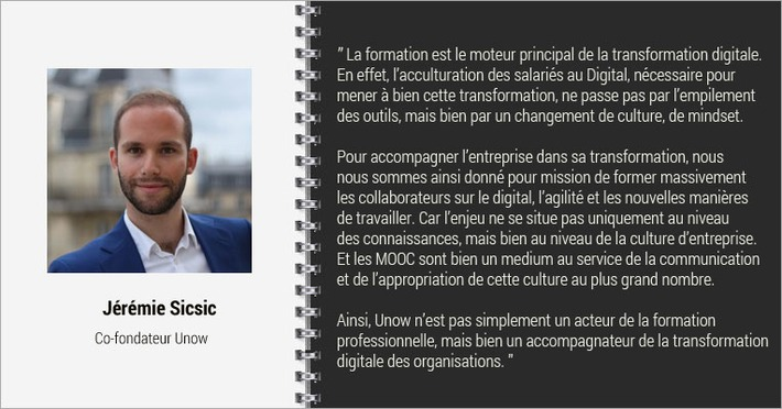 Unow fusionne avec Captain SPOC | Solutions locales | Scoop.it